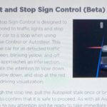 Autopilot traffic lights and stop signs is going wide release with the Tesla software udate 2020.12.6 .