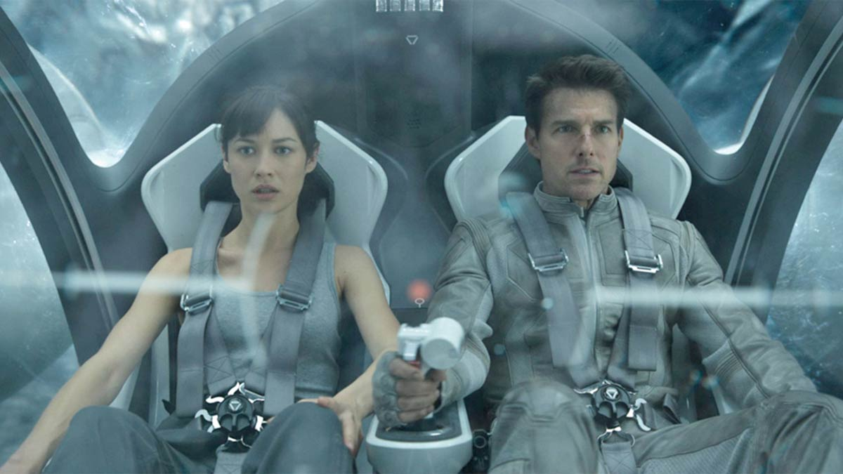 Tom Cruise to star in NASA/SpaceX movie shot aboard the Intl. Space Station.