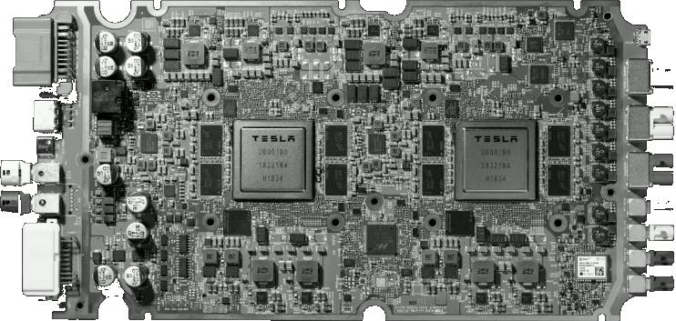 Tesla FSD Computer / HW3.