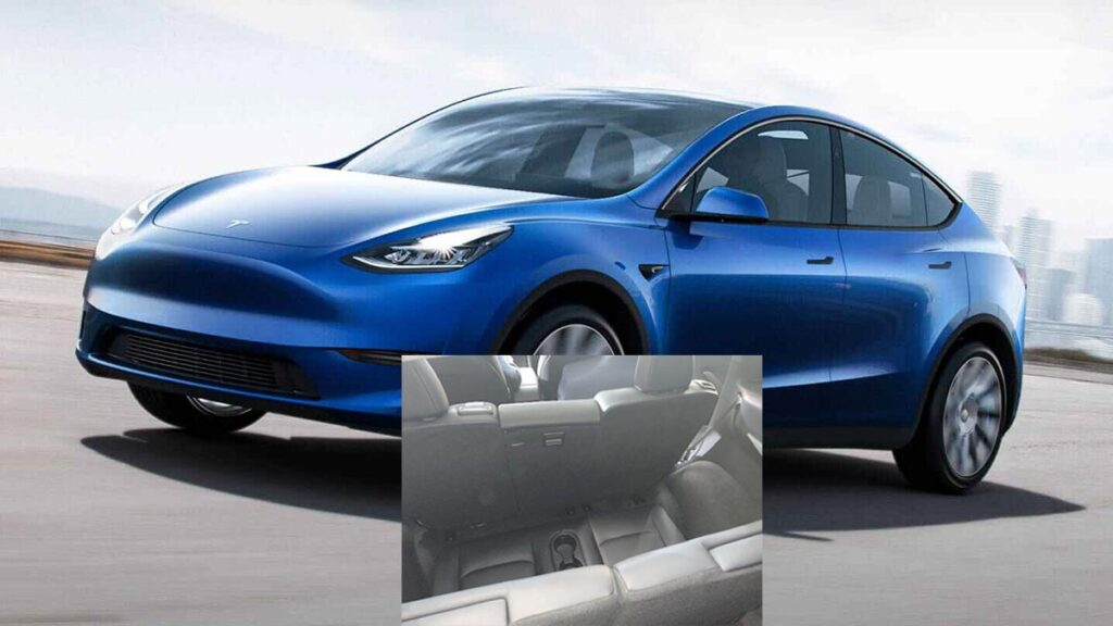 Tesla Model Y with 3rd-row 7-seat interior going to production in late 2020.