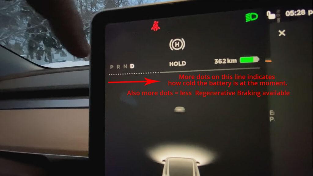 Calculating Tesla Model 3 range loss through a cold winter ...