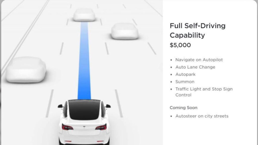 Tesla FSD price dropped by $2k for Enhanced Autopilot (EAP) owners.