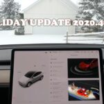Tesla Holiday Update 2020.48.26 release notse, feature videos, and more.