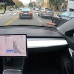 Tesla Autopilot FSD Beta driving from San Francisco to Los Angeles without human intervention.