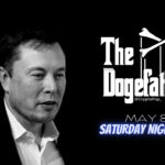 Elon Musk (The Dogefather) Saturday Night Live - May 8, 2021.