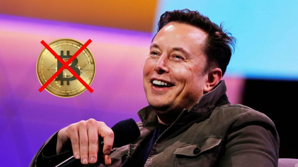 Tesla suspends vehicle purchases using Bitcoin, announces Elon Musk.