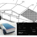 Tesla files for new Cybertruck patents: solar charging roof, new UI, and armor glass.
