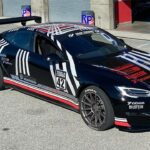 Modified Tesla Model S Plaid by Unplugged Performance.