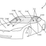 Illustration of the Tesla system for debris cleaning using laser technology.